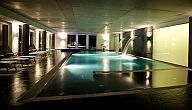 Hotel benessere a Badacsony - piscina d