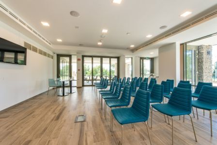 Sala conferenze nell'Akademia Wellness Hotel Balatonfured