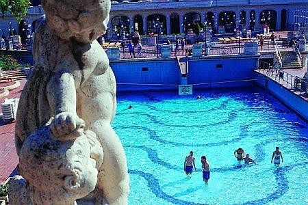 Hotel Gellert Budapest - Akcios Gellert Hotel Budapesten